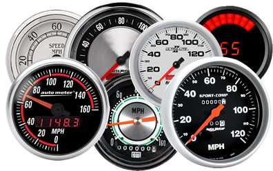 Aftermarket Car & Truck Speedometers