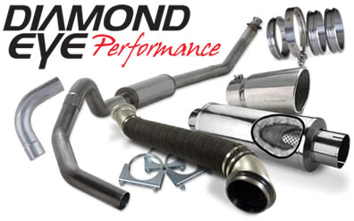 Diamond Eye Performance Exhaust