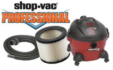 Shop-Vac Wet/Dry Vacuum Cleaners & Filters