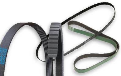 Accessory Belts – Serpentine Belts, V-Belts, Gilmer Belts & More