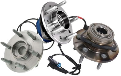 Wheel Bearing and Hub Assemblies
