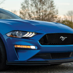 Late Model Mustang
