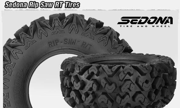 Sedona Rip Saw RT Tires
