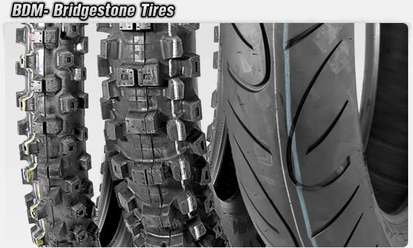 BDM- Bridgestone Tires