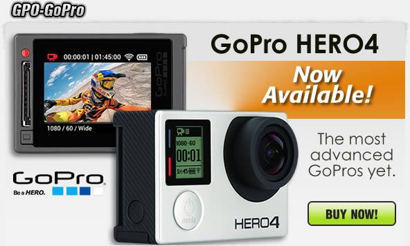 GPO-GoPro Hero4
