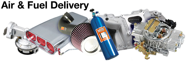 Air/Fuel Delivery Parts for Carbureted & Fuel Injected Engines
