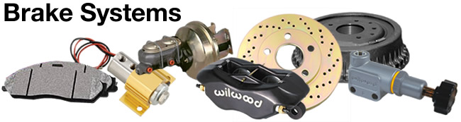 Performance Brakes: Disc, Drum, Parts & More