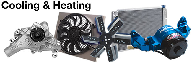 Automotive Cooling & Heating Parts