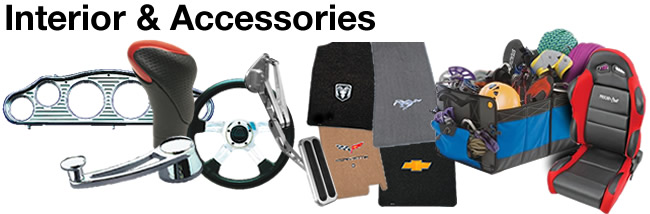 Automotive Interior Parts & Accessories