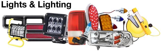 Automotive Lights & Lighting Parts & Accessories