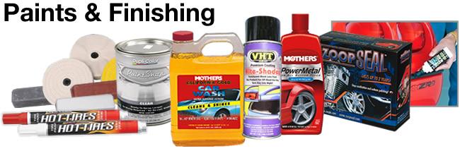Automotive Paint & Finishing Supplies
