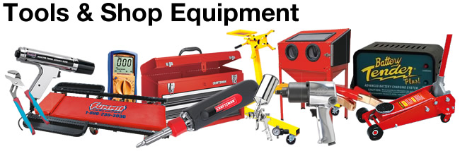 Automotive tools shop equipment at summit racing for Equipement complet garage auto
