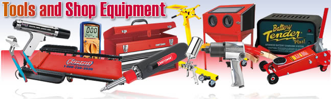 Automotive tools shop equipment at summit racing for Parlour equipment