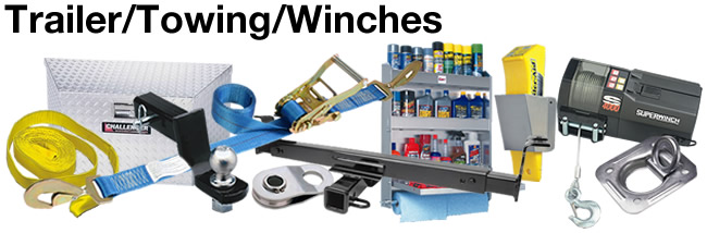 Trailering, Towing & Winches