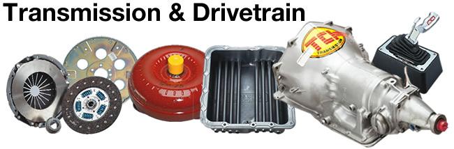 Performance & Replacement Transmission & Drivetrain Parts