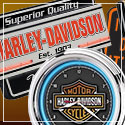 Click here for more information about Harley-Davidson