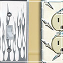 Click here for more information about Wallplates