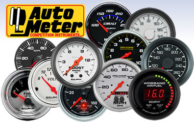 AutoMeter Gauges amp More at Summit Racing