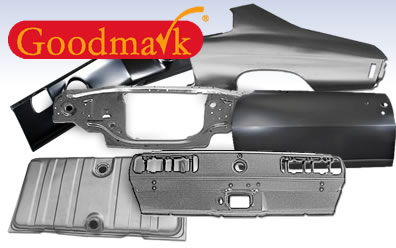 Goodmark At Summitracing Com Hoods Fenders Bumpers