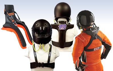 Admirable Head And Neck Restraint Systems At Summit Racing Easy Diy Christmas Decorations Tissureus