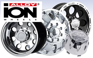 Ion Alloy Wheels At Summit Racing