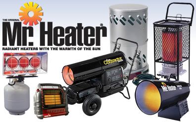 Where can you buy parts for the Mr. Heater Big Maxx?