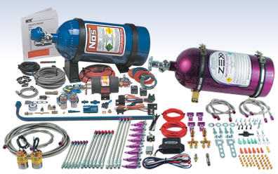 Nitrous Oxide Systems/Kits for Cars, Trucks & More