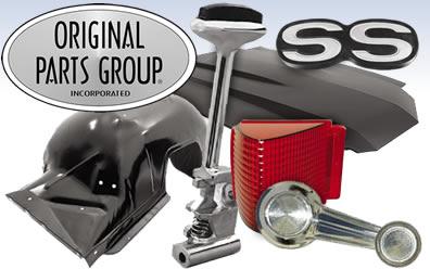 original parts group at summit racing. Black Bedroom Furniture Sets. Home Design Ideas