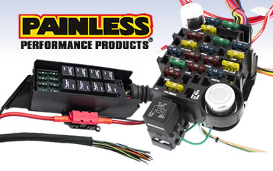 home ignition painless wiring harnesses manufacturer painless rh maticcircuit blogspot com Painless Wiring Kits Painless Wiring Kits