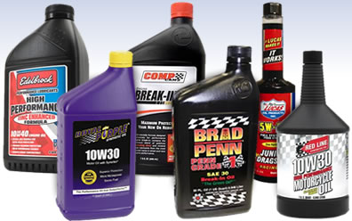 Racing engine break in oil at summit racing for Type of motor oil