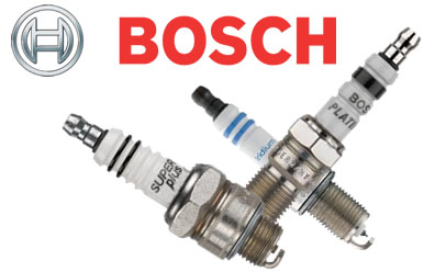 Bosch spark plugs at Summit Racing