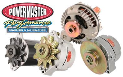 Powermaster Alternators and Generators