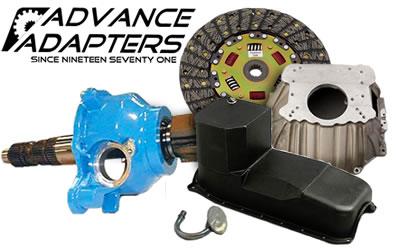 Advance Adapters at Summit Racing