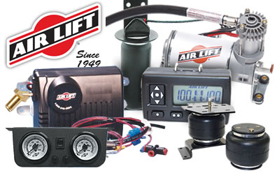 Air Lift Suspension Components At Summit Racing
