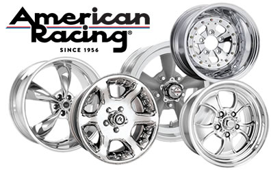 Honda Arlington Tx >> American Racing Wheels & Rims at Summit Racing