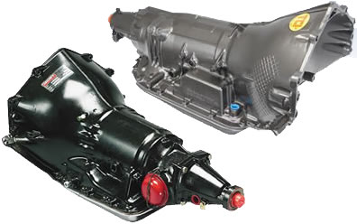 ford c6 automatic gearbox