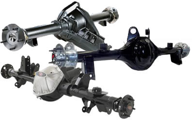 Rear Ends & Front Axle Assemblies