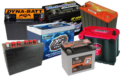 Car Truck Batteries