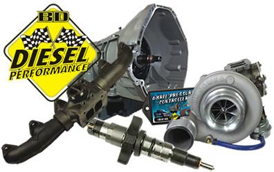 BD Diesel Performance Parts