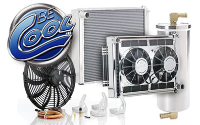 Be Cool Radiators, Fans & More