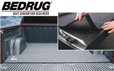 BedRug Truck Bed Liners & More