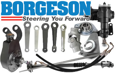 Borgeson Steering Boxes, Shafts & More