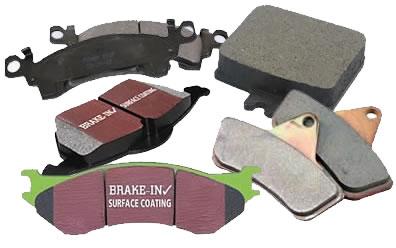 Replacement & Performance Brake Pads
