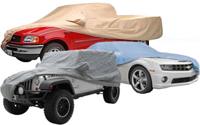 Car And Truck Covers At Summit Racing