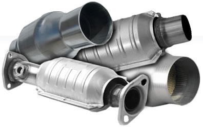 Catalytic Converters at Summit Racing