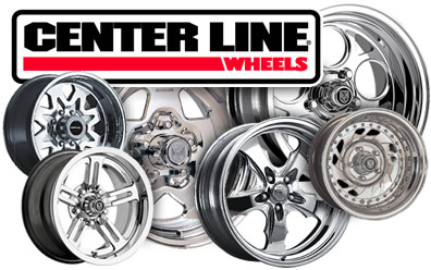 Center Line Wheels At SummitRacing American Made Rotary Forged