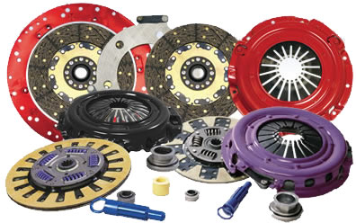 Clutch Kits/Clutches at Summit Racing