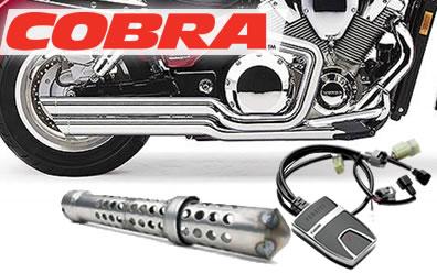 Cobra Exhaust at Summit Racing