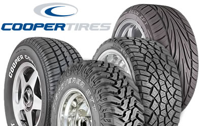 Cooper Tires At Summit Racing