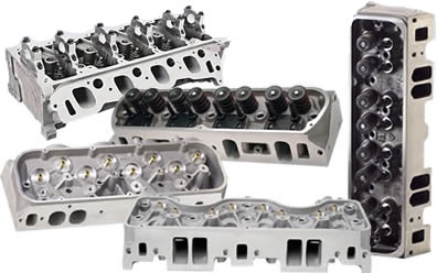 Cylinder Heads at Summit Racing
